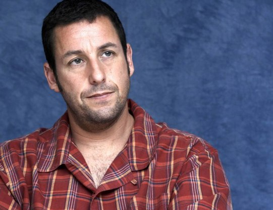 Adam Sandler is Disapointed